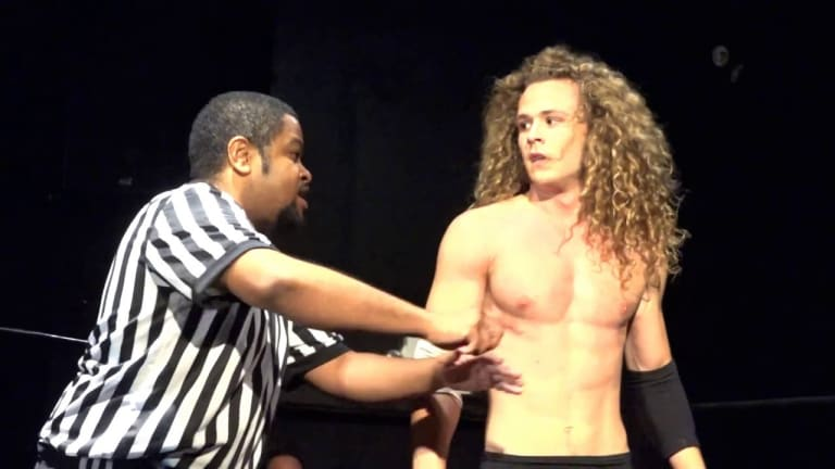 Jungle Boy Nate Coy Agrees To Terms With All Elite Wrestling