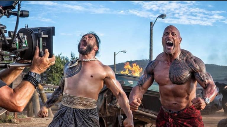 Roman Reigns To Join The Rock On Next Fast And Furious Installment