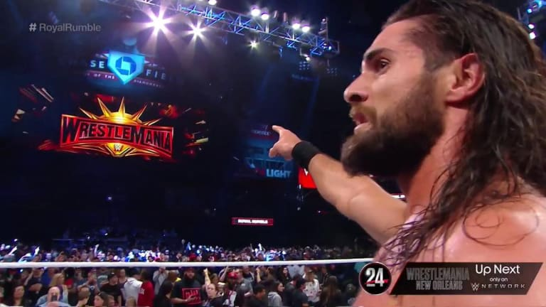 Seth Rollins Wins the 2019 Royal Rumble