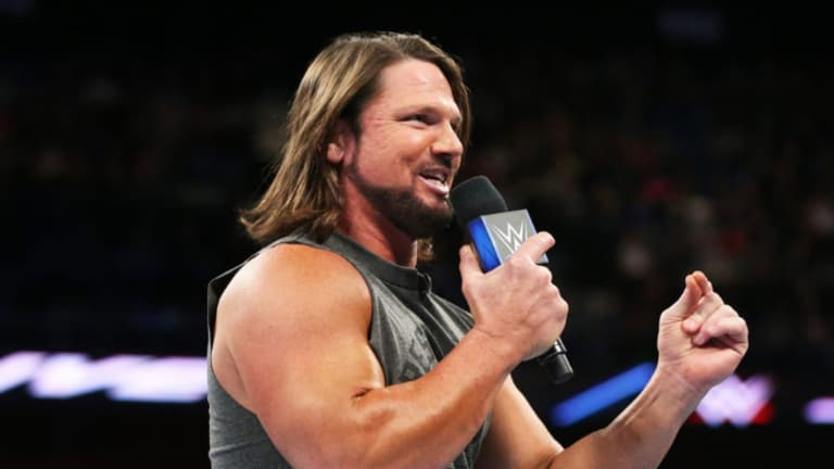 Breaking: AJ Styles Comes To Terms On New WWE Contract