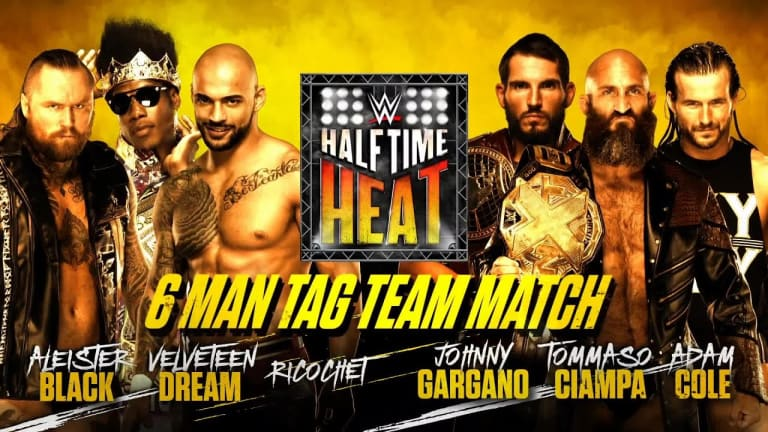 WWE Halftime Heat Viewership Report (02.03.19)