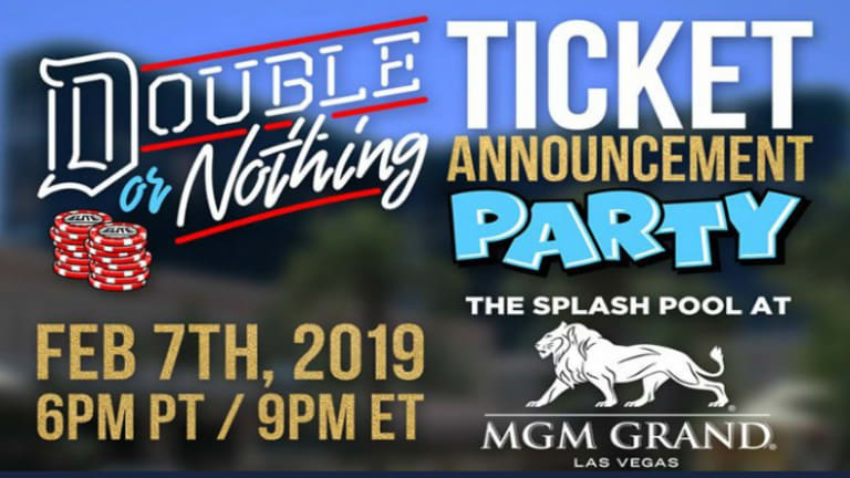 All Elite Wrestling's Double Or Nothing Ticket Party Recap, Kenny Omega Officially Signs (02/08/19)