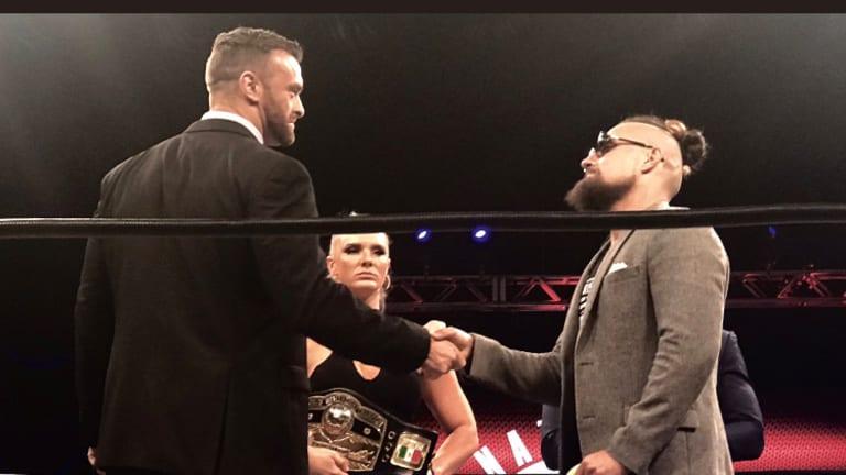 Major NWA World Championship Match Announced