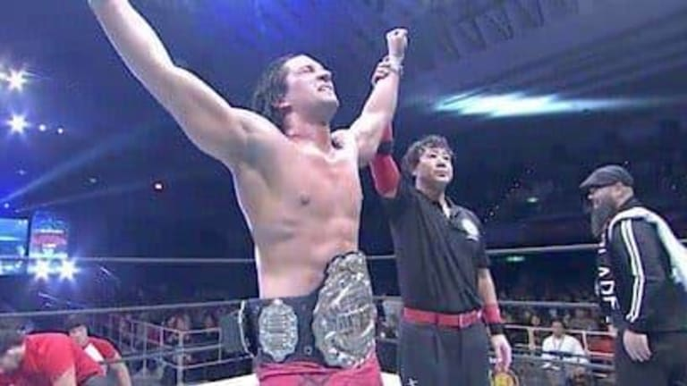 Jay White Wins IWGP Heavyweight Title And NJPW New Begining Results