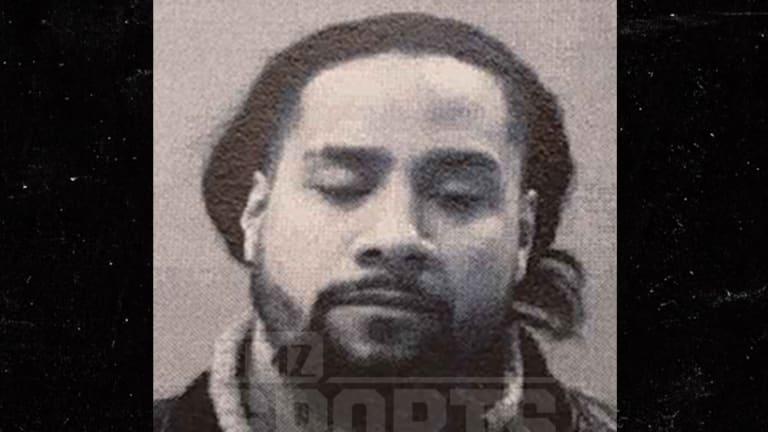Breaking News: Jimmy Uso Arrested