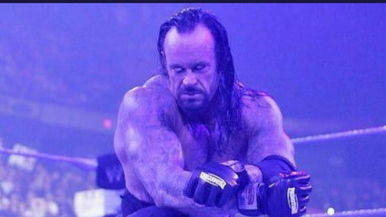 Premium: Where There Is Smoke With The Undertaker, There Is Fire