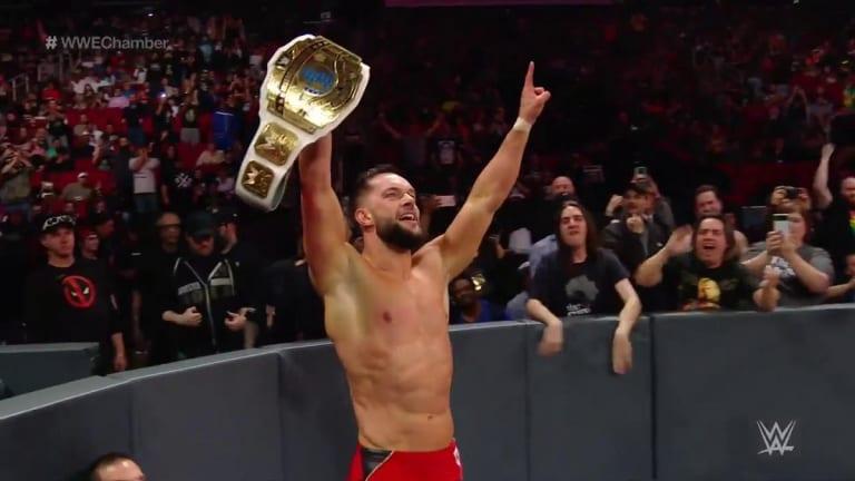 Finn Balor Captures the Intercontinental Championship