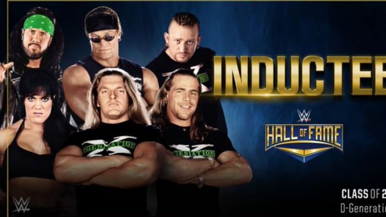 D-Generation X To Be Inducted In WWE Hall of Fame