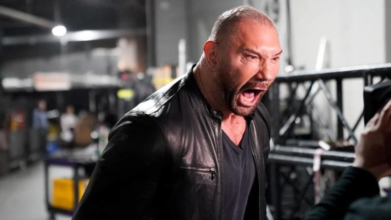 Batista Says He Tried To Talk The Undertaker Out Of Match With Goldberg