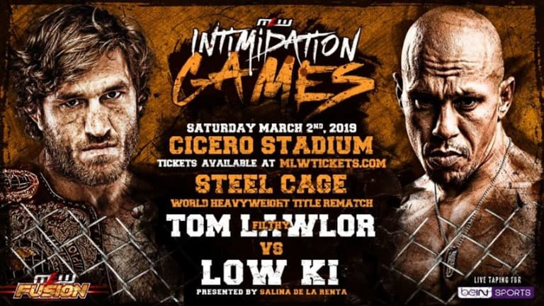 MLW Intimidation Games Results (03/02/19)