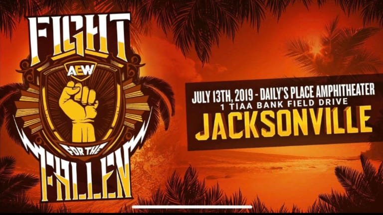 AEW Announces Second Show Of The Year