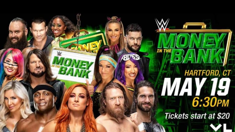 Money In The Bank 2019 Date and Location Announced