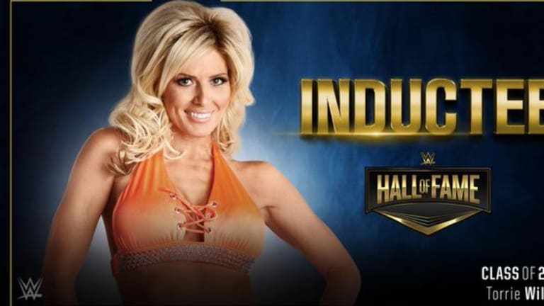 Torrie Wilson Announced for 2019 WWE Hall of Fame
