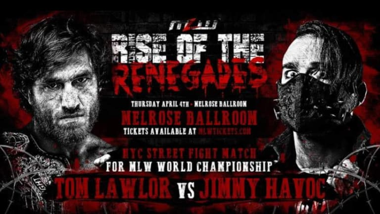 MLW Rise Of The Renegades Results (04/04/19)