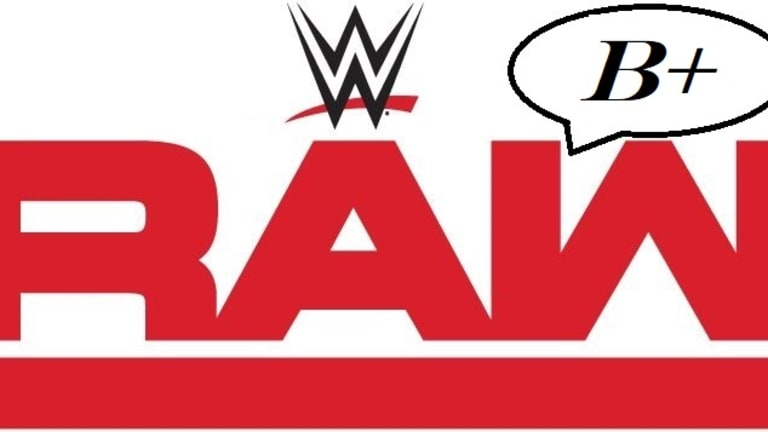 The Raw Report Card (3/4/19): Hounds Reunite!