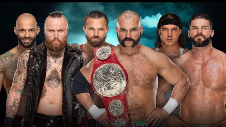 Raw Tag Team Championship Match Set For Fastlane