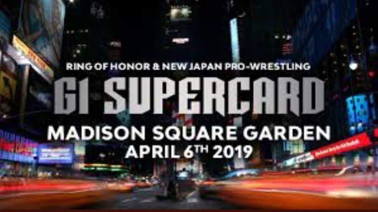 IWGP Junior Heavyweight Championship Match Set For G1 Supercard