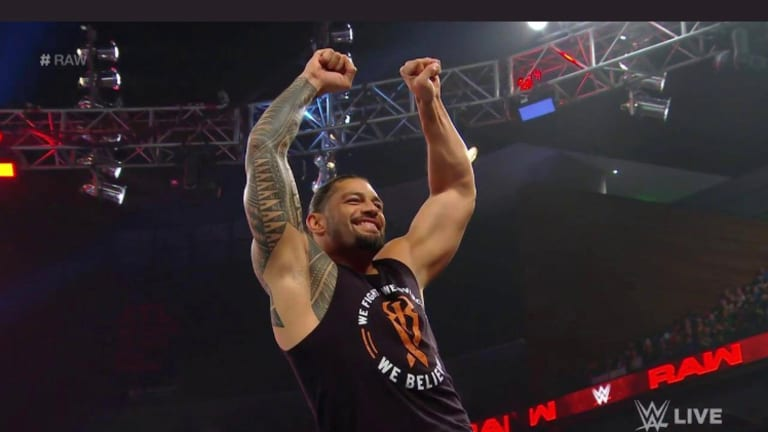 Roman Reigns Says Off-Season For WWE Would Be Beneficial