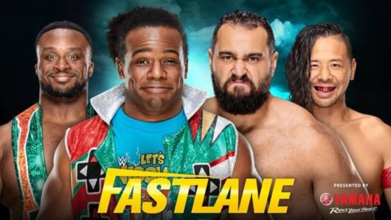 WWE Fastlane Kickoff Results (03.10.19)