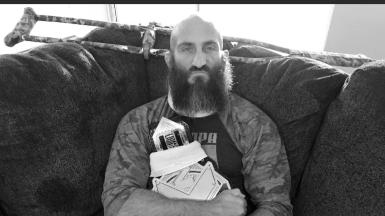 Tommaso Ciampa's Doctor Gives Recovery Timeline