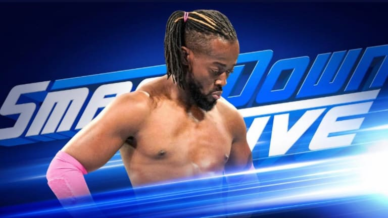 Kofi Kingston Set for Big Match Next Week on Smackdown With Wrestlemania Implications