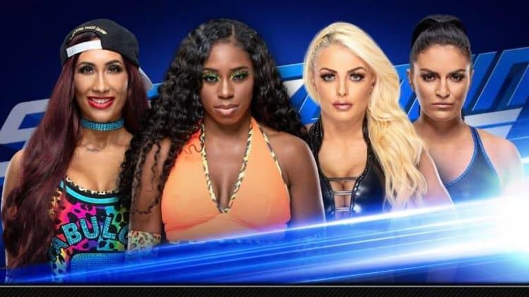 #1 Contender Match Announced for Next Week's Smackdown, AEW Updates; Trademarks Filed and A Delicious Piece of Art
