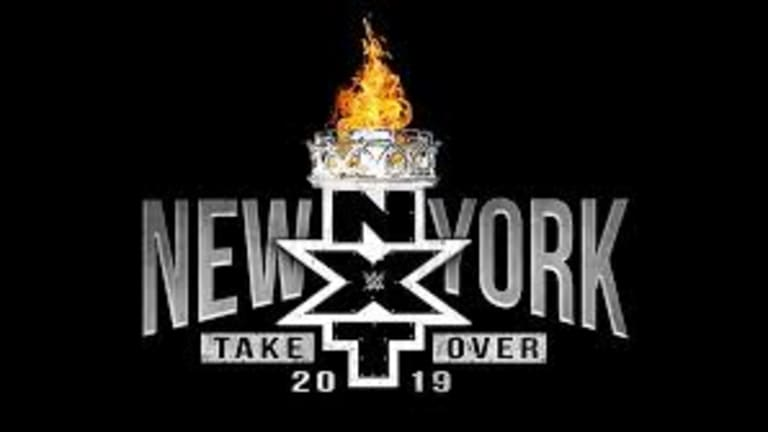 WWE NXT TakeOver: New York Live Coverage (04.05.19)