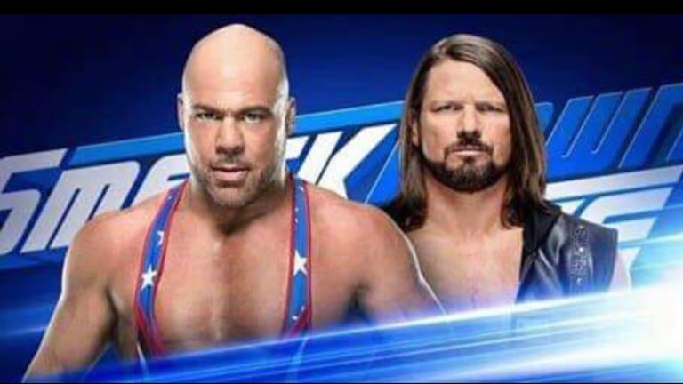 Major Match Set For Smackdown Live
