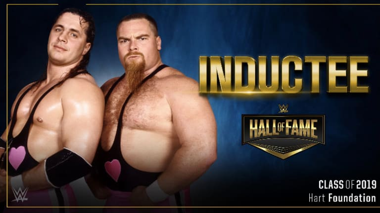 WWE Announces Latest Hall of Fame Inductees