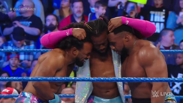 Kofi Kingston Finally Earns His WWE Title Shot at Wrestlemania