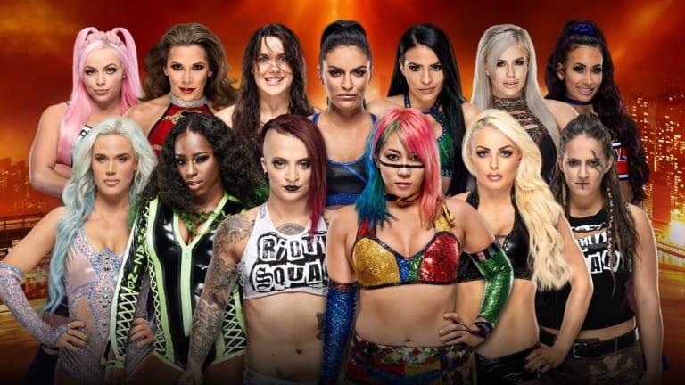 WWE Announces Participants for Women's WrestleMania Battle Royal