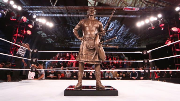 WWE Reveals New Statue At WrestleMania Axxess