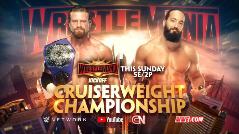 Wrestlemania 35 Kick-Off Results (04.07.19)