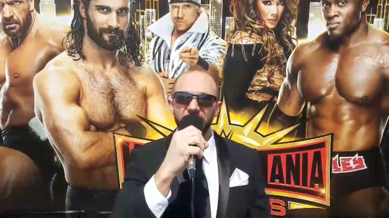 Join Thomas Fenton And WNW All Day Live From WrestleMania