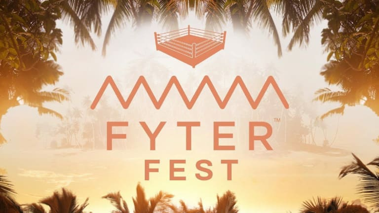 Two Matches Announced For AEW And CEO's Fyter Fest Event