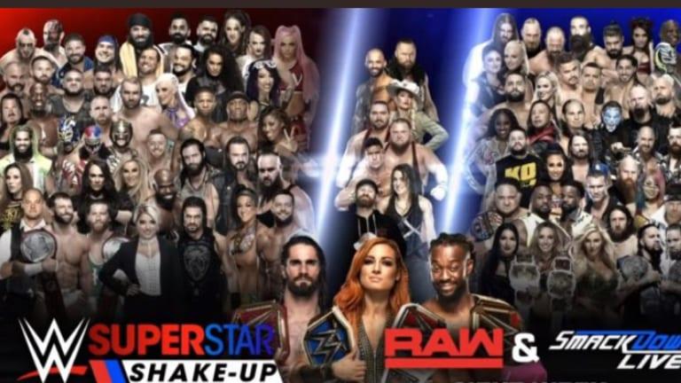 Monday Update And News Regarding Raw And The Superstar ShakeUp