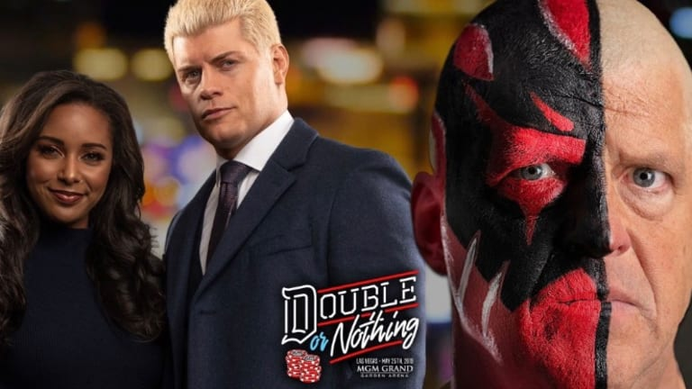 Cody's Opponent For Double Or Nothing Revealed