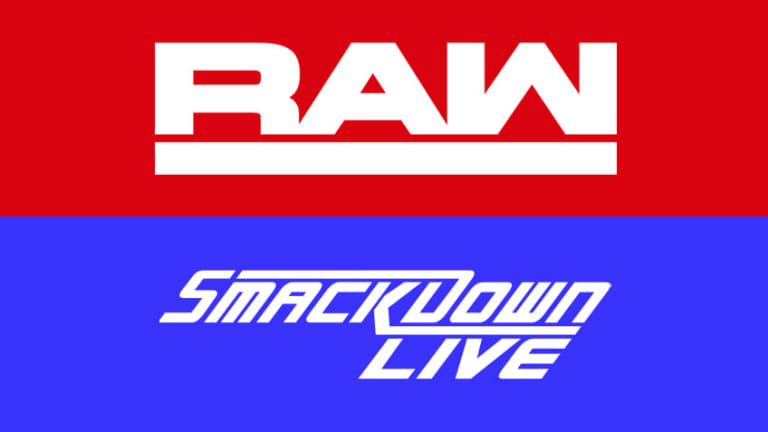 Match Set For Tonight's Smackdown Live and Championship Match Set For Next Week's Raw