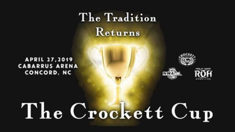 NWA Crockett Cup Results (04/27/19)