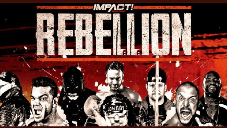 Impact's Rebellion Results (04/28/19)