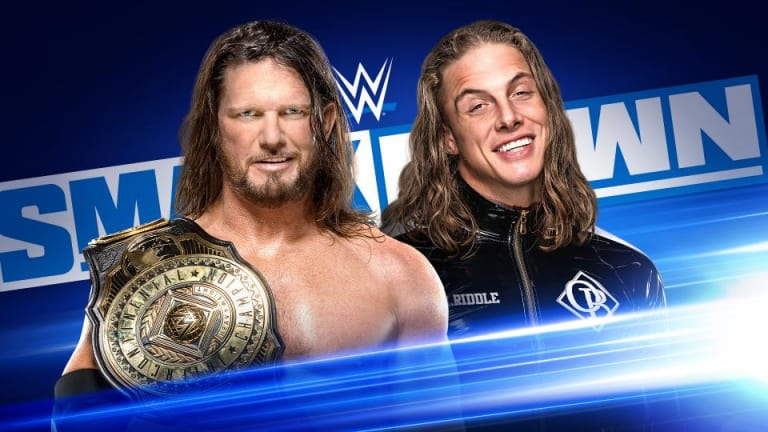 WWE SmackDown LIVE Coverage & Results (7/17/20)