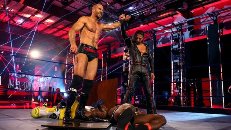 SmackDown Tag-Team Championship Match Set For WWE Extreme Rules, Updated Match Card
