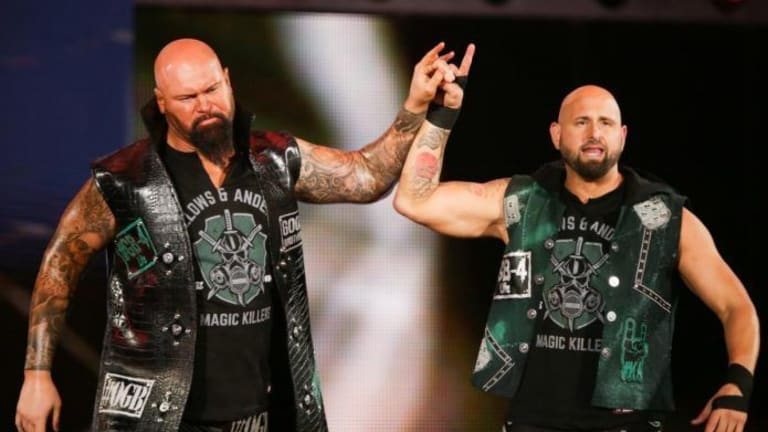 Luke Gallows & Karl Anderson Confirm IMPACT Wrestling Signing, Will Appear At Slammiversary
