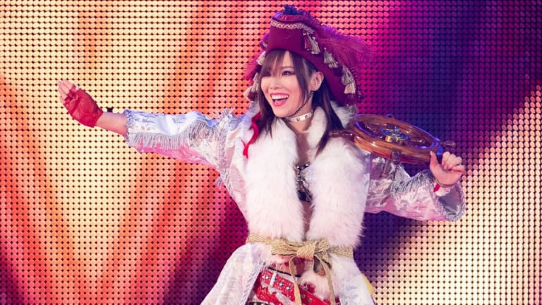 *BREAKING* Kairi Sane Last WWE Appearance Revealed