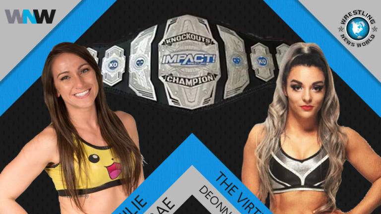 WNW Fantasy Booking: Deonna Purrazzo vs Kylie Rae