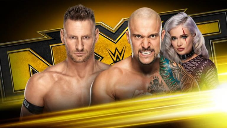 WWE NXT LIVE Coverage & Results (7/22/20)