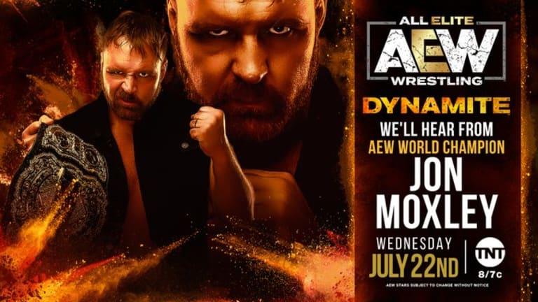 AEW Dynamite LIVE Coverage 7/22/20