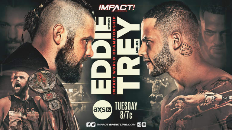 Impact Wrestling LIVE Coverage and Results(7/28/20)