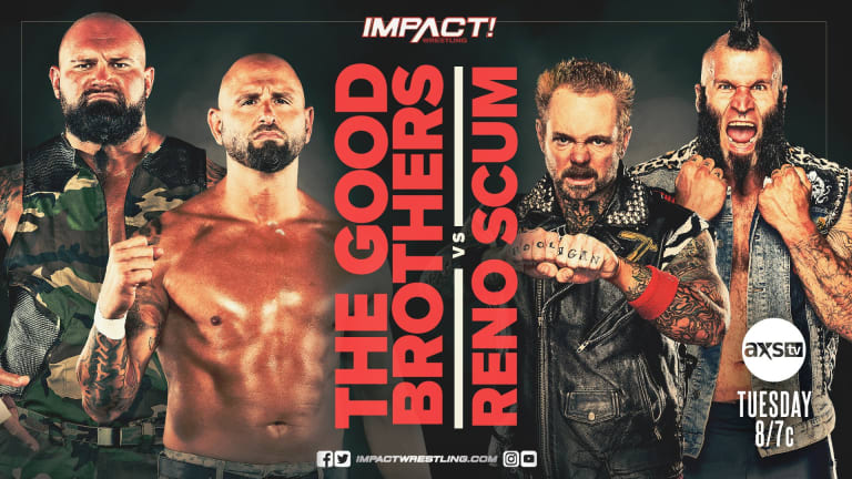 Impact Wrestling Preview(7/28/20)
