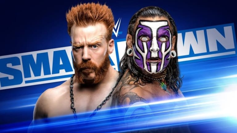 WWE SmackDown LIVE Coverage & Results (7/24/20)